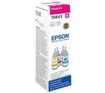 EPSON T6643 Magenta Ecotank Ink Bottle - 70 ml