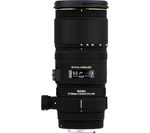 SIGMA 70-200 mm f/2.8 EX DG OS HSM Telephoto Zoom Lens - for Nikon