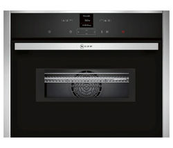 N70 C17MR02N0B Built-in Combination Microwave - Stainless Steel