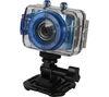 VIVITAR DVR786HD Action Camcorder - Blue