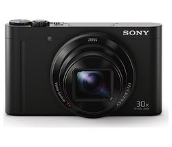 Cyber-shot DSC-WX500B Superzoom Compact Camera - Black