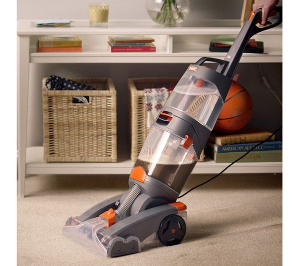 Buy Vax Dual Power Max W86 Dd B Upright Carpet Cleaner