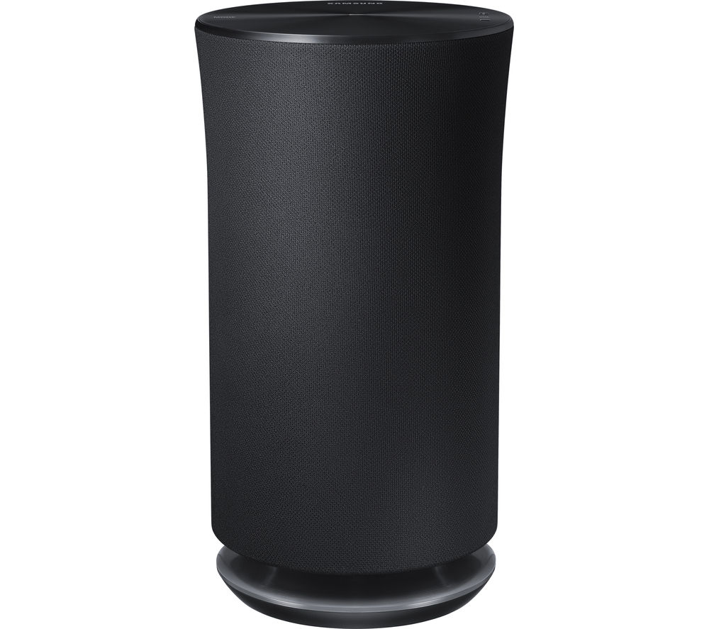SAMSUNG R3 360° Wireless Smart Sound Multi-Room Speaker - Dark Grey