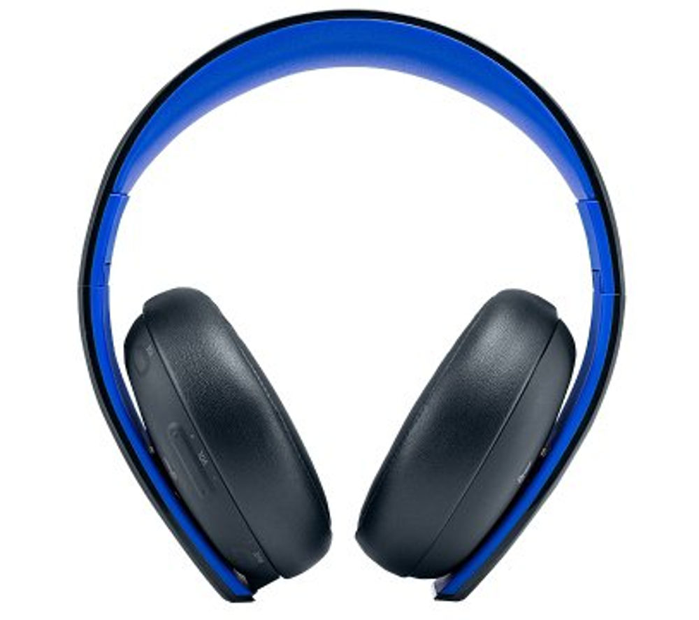 buy sony playstation wireless stereo 7 1 gaming headset. Black Bedroom Furniture Sets. Home Design Ideas