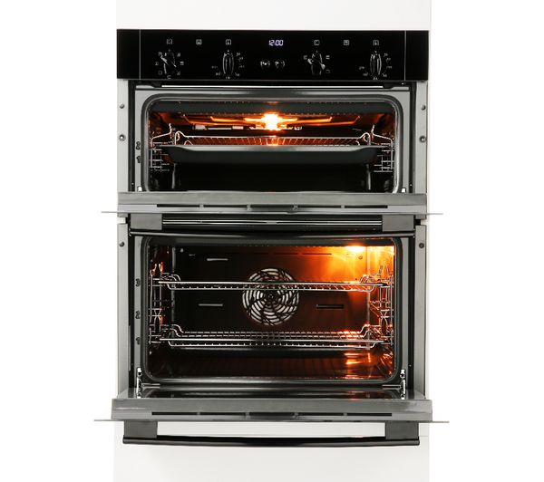 Buy Neff U17m42s5gb Electric Built Under Double Oven