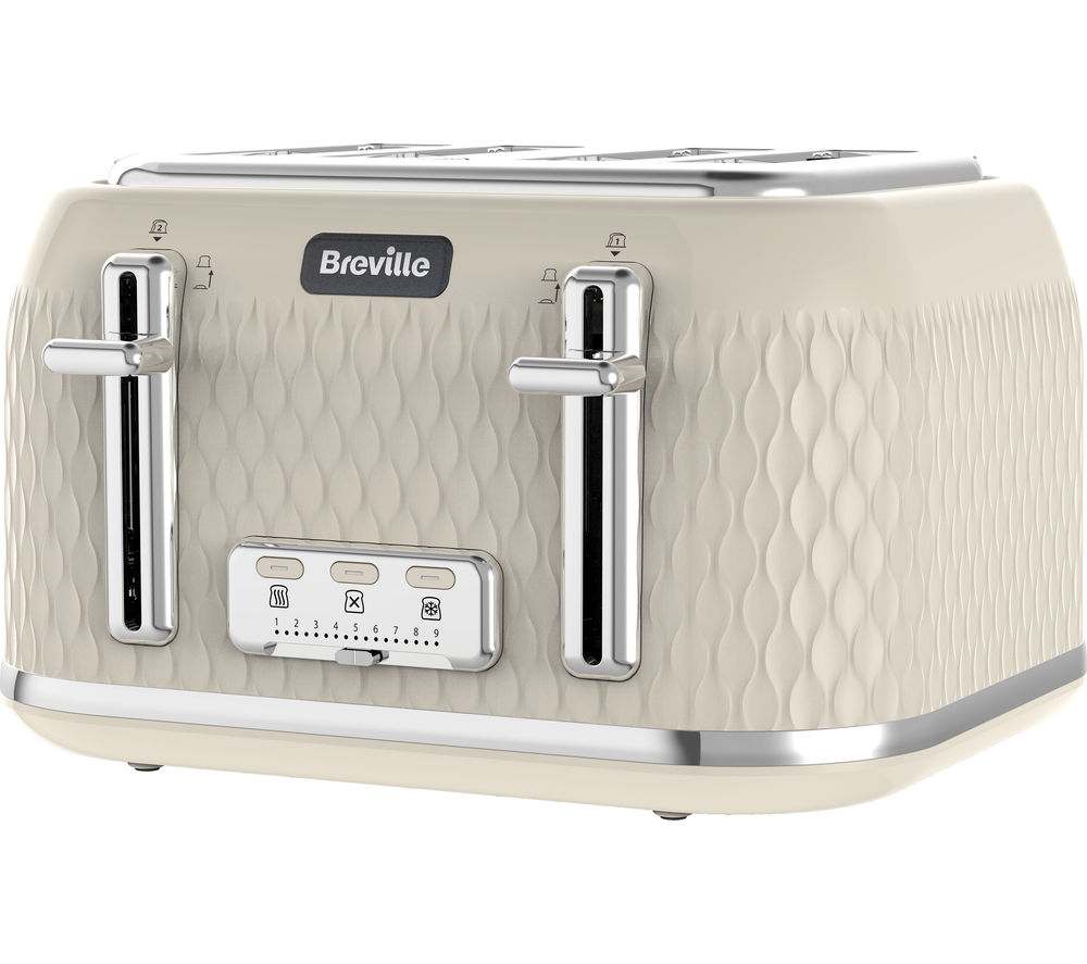 Compare prices for Breville Curve VTT788 4-Slice Toaster