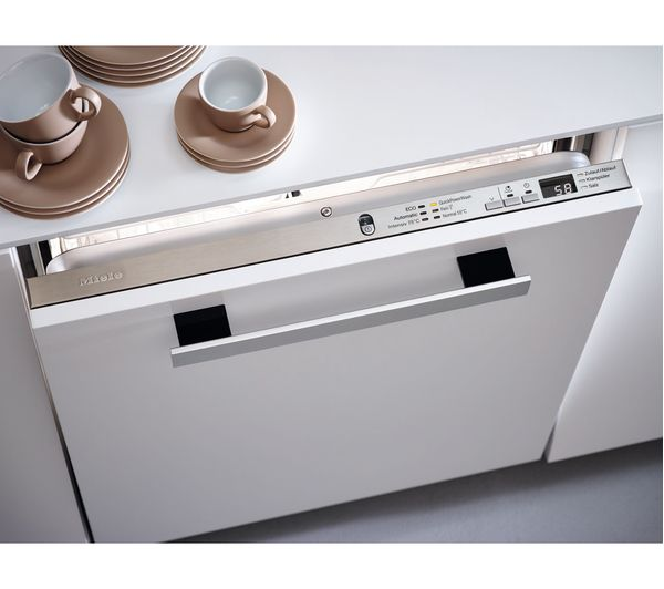buy miele g6660scvi full size integrated dishwasher free delivery currys. Black Bedroom Furniture Sets. Home Design Ideas