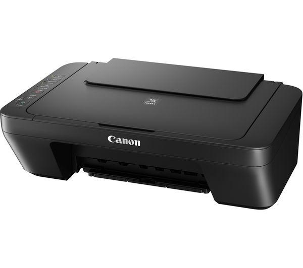 Buy CANON PIXMA MG3050 All-in-One Wireless Inkjet Printer ...
