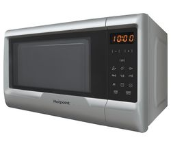 HOTPOINT MyLine MWH 2031 Solo Microwave - Silver