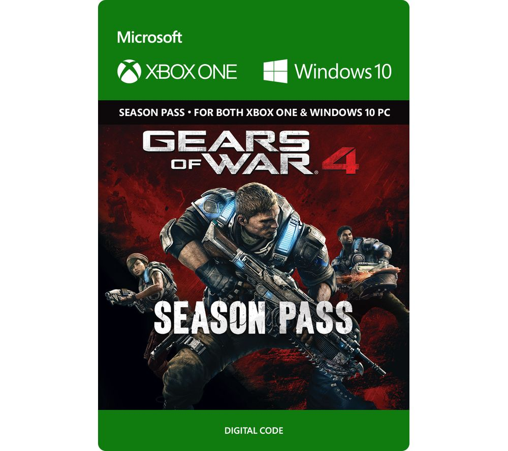 MICROSOFT Gears of War 4 - Season Pass