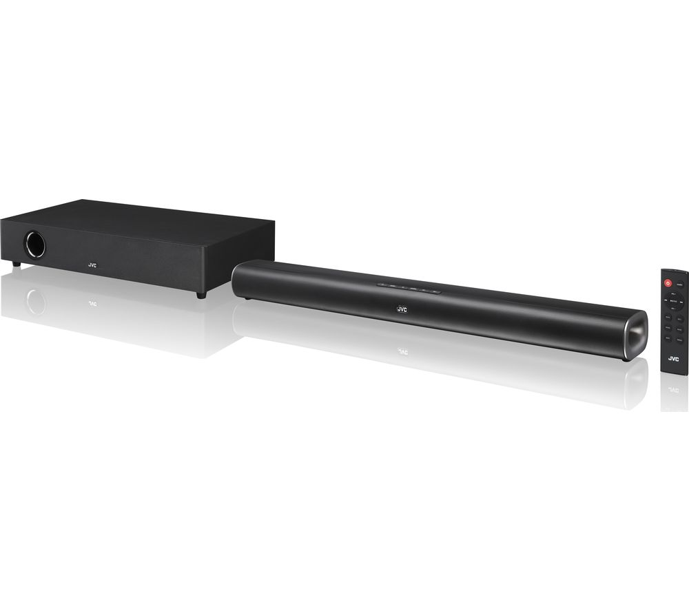 JVC TH-D357B 2.1 Wireless Sound Bar