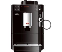 MELITTA Caffeo Passione F53/0-102 Bean to Cup Coffee Machine - Black