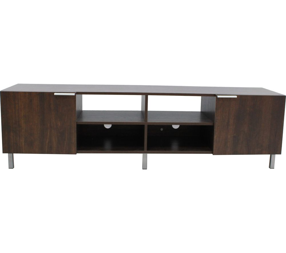 LOGIK L160MDF17 1600 TV Stand - Oak Effect