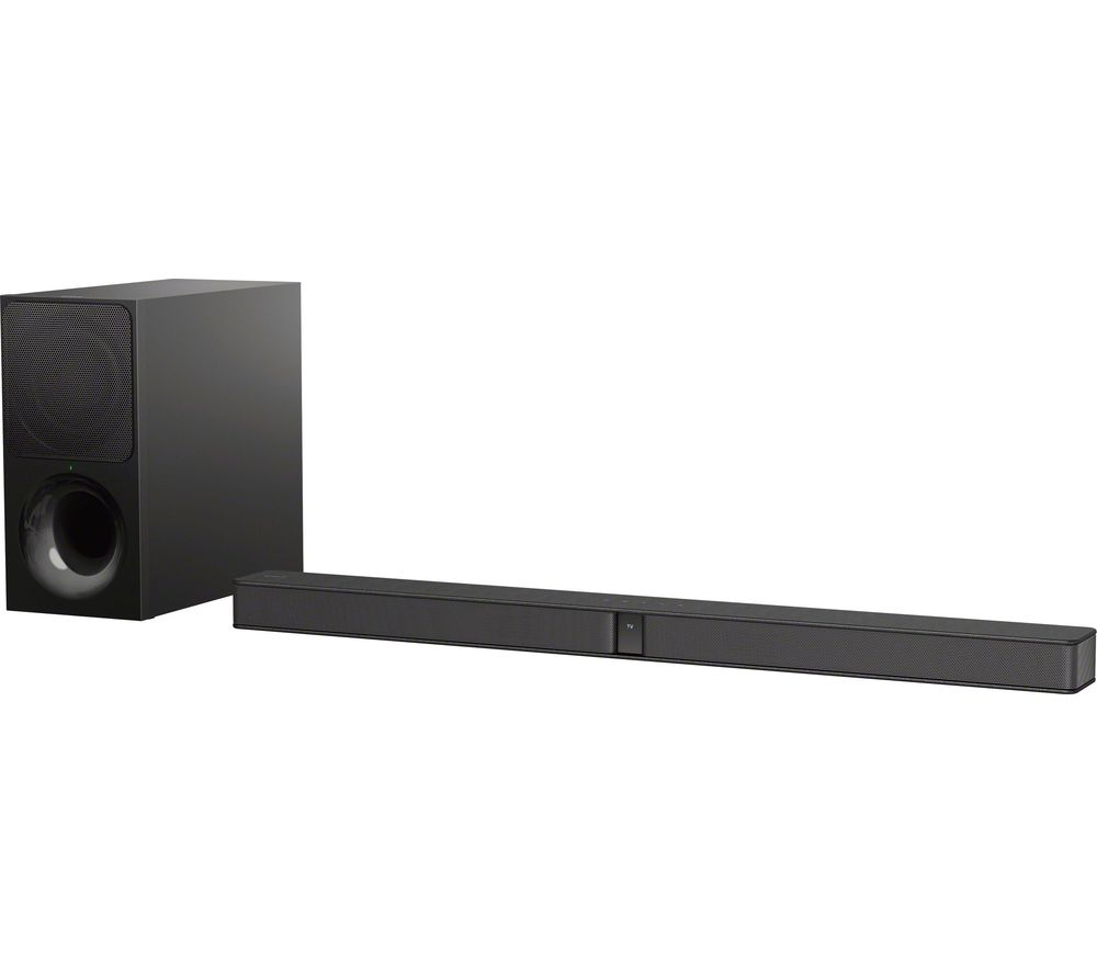 buy sony ht ct290 2 1 wireless sound bar free delivery. Black Bedroom Furniture Sets. Home Design Ideas