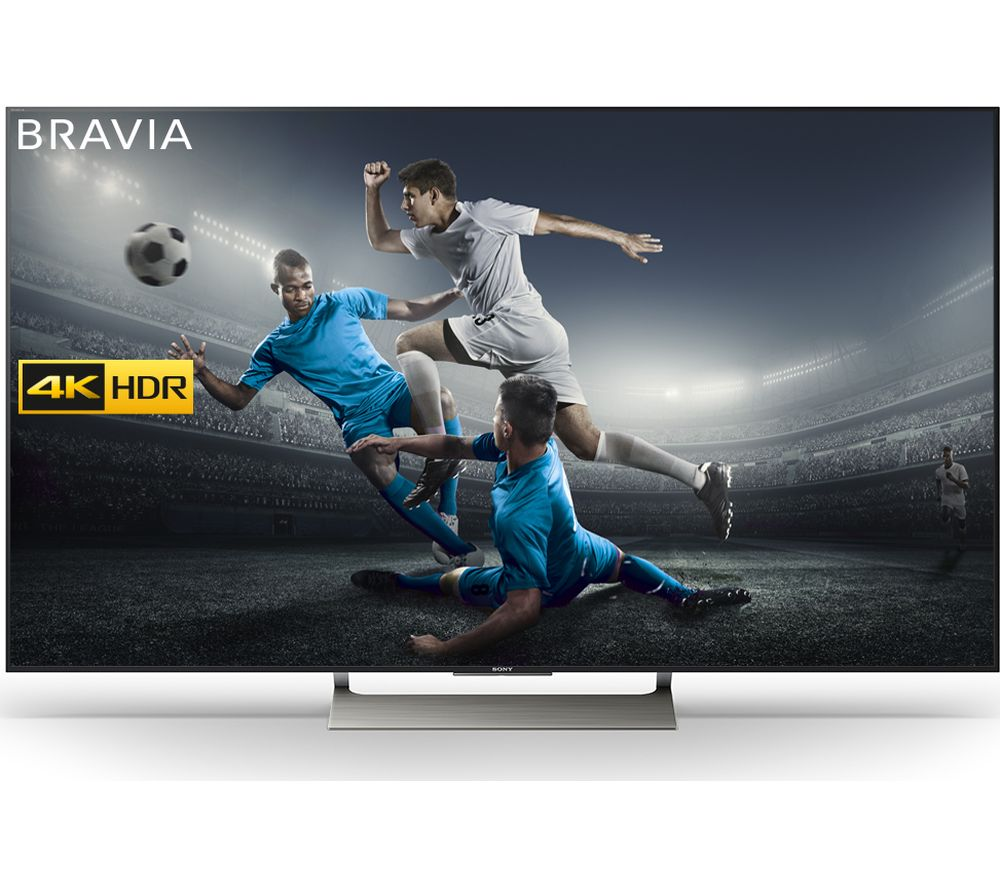 "SONY BRAVIA KD75XE9005BU 75"" Smart 4K Ultra HD HDR LED TV + HT-CT790 2.1 Wireless Sound Bar"