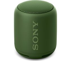 SONY SRS-XB10 Portable Bluetooth Wireless Speaker - Green