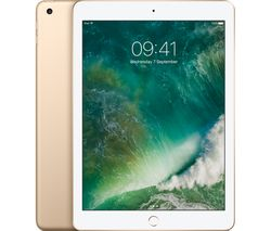 "APPLE 9.7"" iPad - 32 GB, Gold"