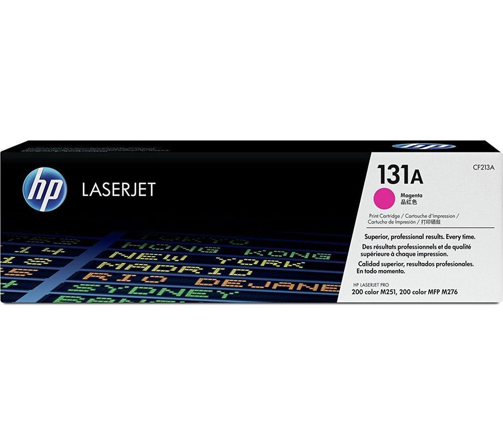 HP 131A Magenta Original Toner Cartridge, Magenta