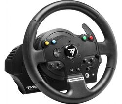 THRUSTMASTER TMX Force Feedback PC & Xbox One Wheel - Black