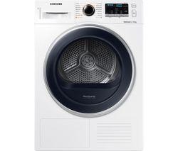 DV90M5000QW/EU 9 kg Heat Pump Tumble Dryer - White