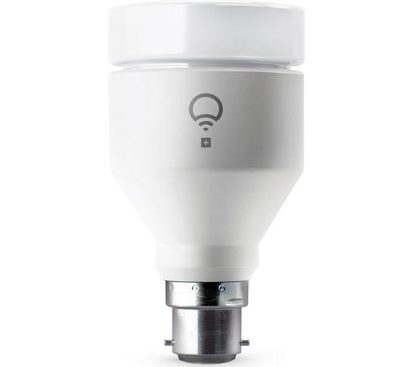 Image of LIFX + Smart RGB IR Light Bulb - B22