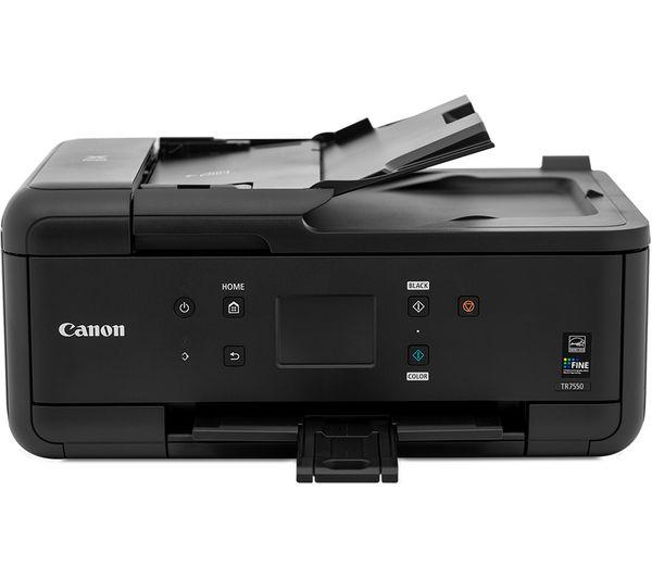 Buy Canon Pixma Tr7550 All In One Wireless Inkjet Printer