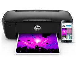 HP AMP 125 All-in-One Wireless Inkjet Printer with Integrated Speaker