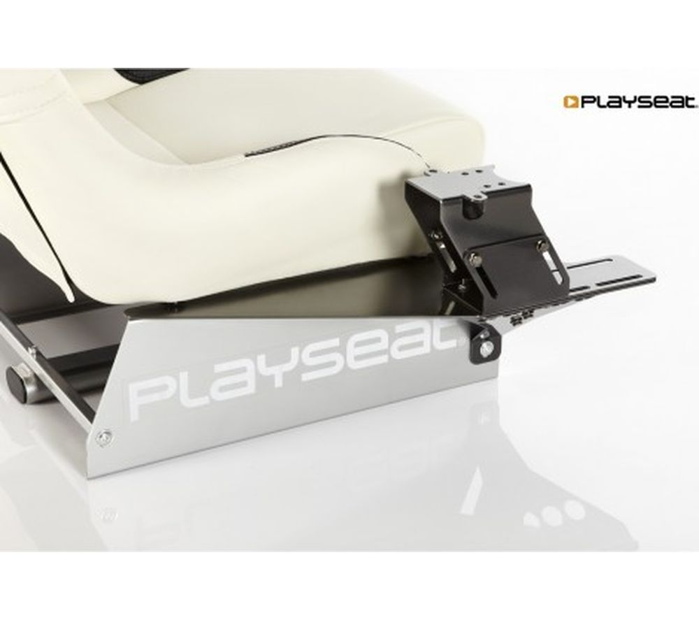 Image of PLAYSEAT Gearshift Holder Pro - Black & Silver, Black
