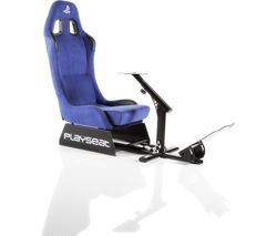 Evolution Playstation Gaming Chair - Blue