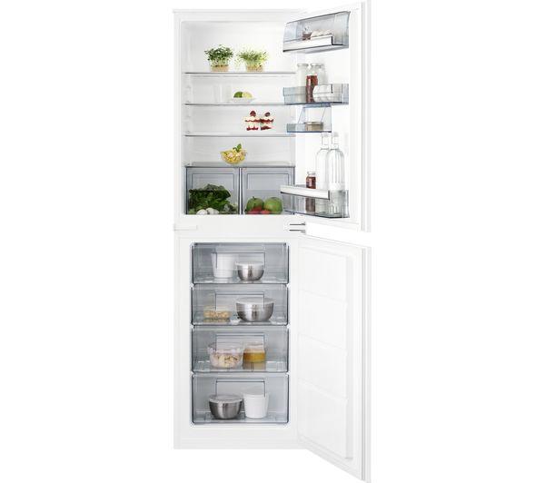 Image of AEG SCB6181VLS Integrated 50/50 Fridge Freezer