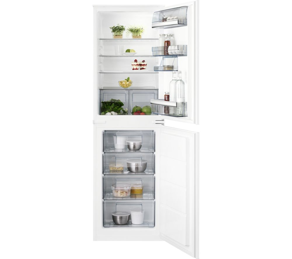 Image of AEG SCB6181VLS Integrated 50/50 Fridge Freezer