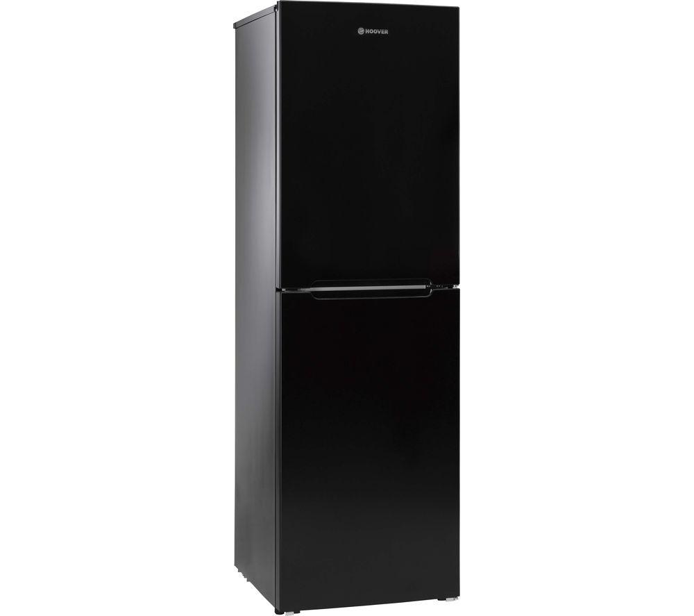 HOOVER HCS 5172 BK 50/50 Fridge Freezer - Black