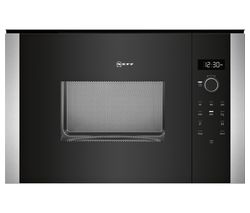 NEFF HLAWD23N0B Built-in Solo Microwave - Black