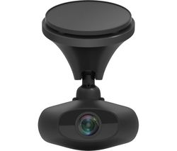 recSMART Quad HD Dash Cam - Black