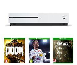 MICROSOFT Xbox One S - 500 GB