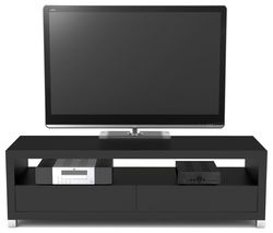 D-Series 1200 mm TV Stand - Black