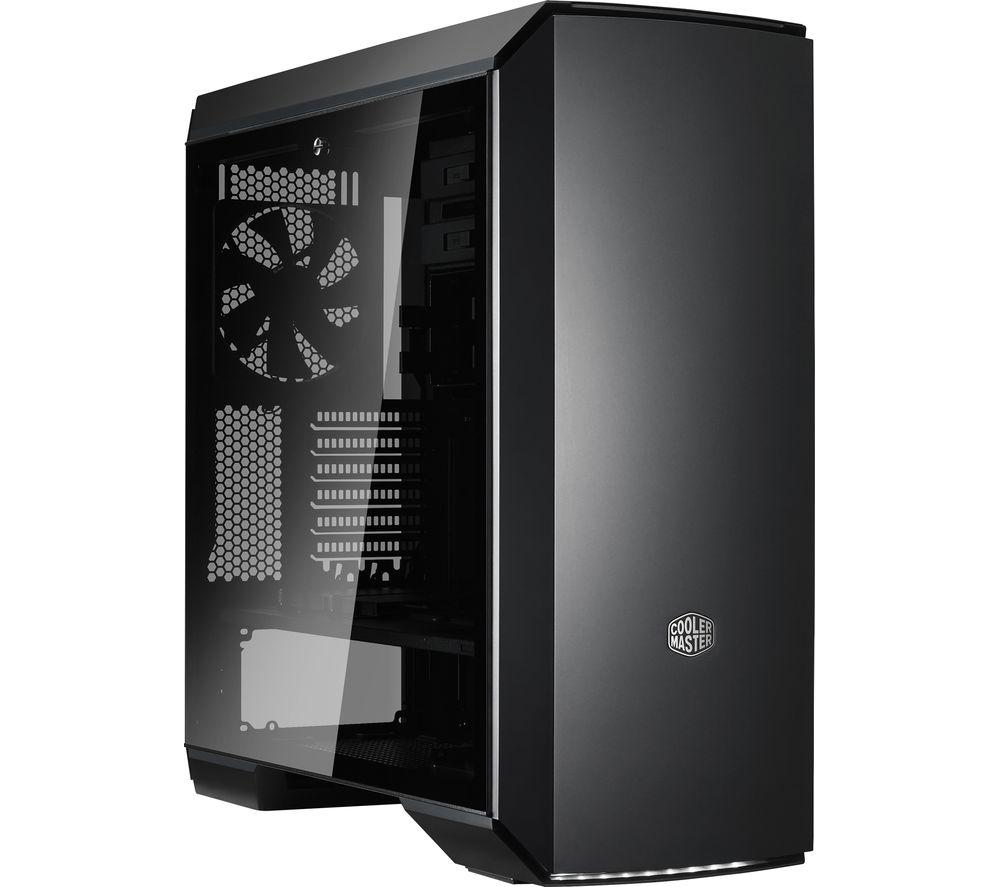 Image of COOLER MASTER MasterCase MC600P E-ATX Mid-Tower PC Case