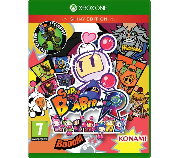 Image of XBOX ONE Super Bomberman R Shiny Edition