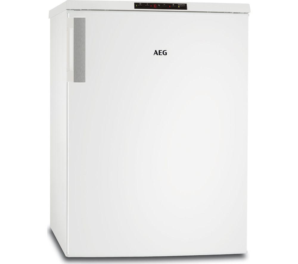 AEG ATB8101VNW Undercounter Freezer - White, White