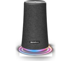 SOUNDCORE Flare+ Portable Bluetooth Speaker - Black