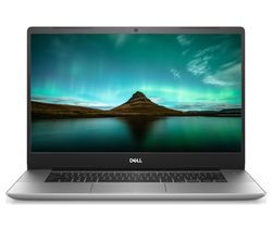 "DELL Inspiron 5580 15.6"" Intel® Core™ i5 Laptop - 256 GB SSD, Silver"