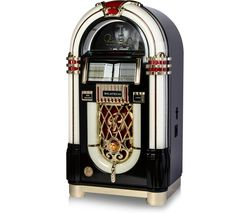 Amitabh Bachchan Bluetooth Jukebox - Limited Edition, Black & Gold