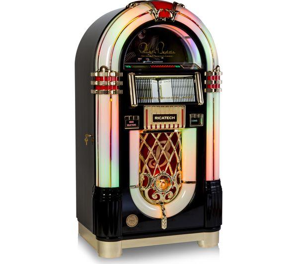 RICATECH Amitabh Bachchan Jukebox - Limited Edition, Black & Gold