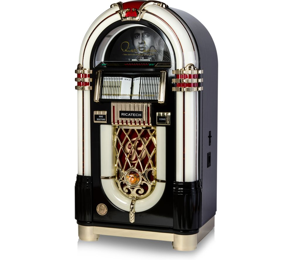 RICATECH Amitabh Bachchan Jukebox - Limited Edition, Black & Gold