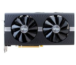 SAPPHIRE Radeon RX 580 8 GB Nitro+ Graphics Card