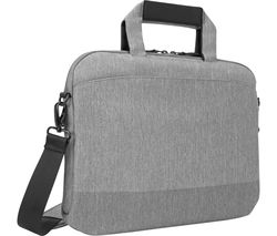 "TARGUS CityLite 15.6"" Laptop Case - Grey"