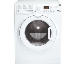 HOTPOINT FDL 8640P 8 kg Washer Dryer - White