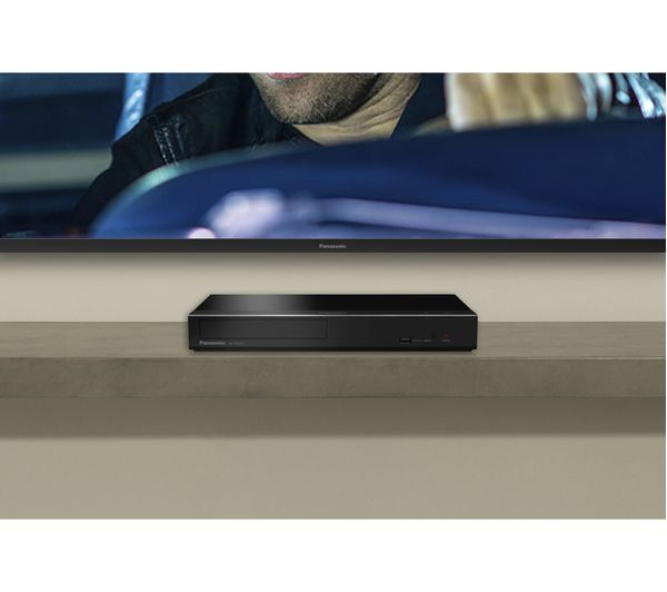 PANASONIC DP-UB450EB 4K Ultra HD Blu-ray & DVD Player