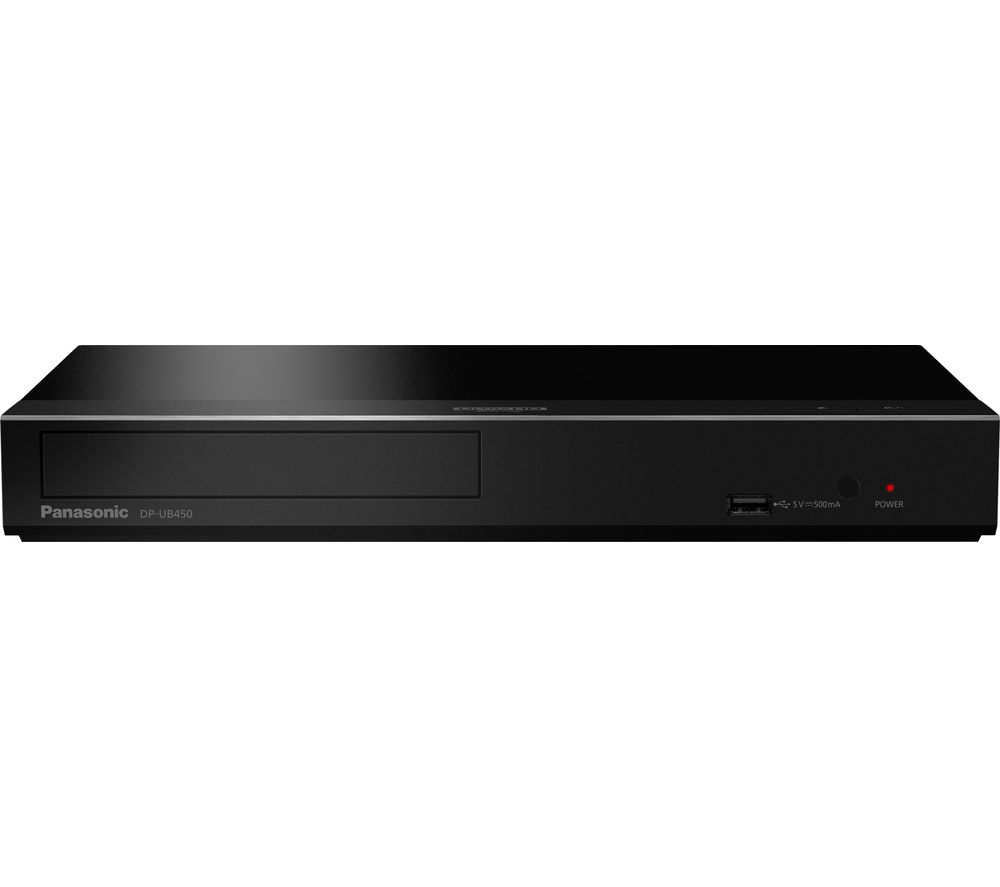 Buy PANASONIC DP-UB450EB 4K Ultra HD Blu-ray & DVD Player