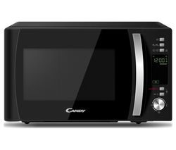 CANDY CMXW 20DB-UK Compact Solo Microwave - Black